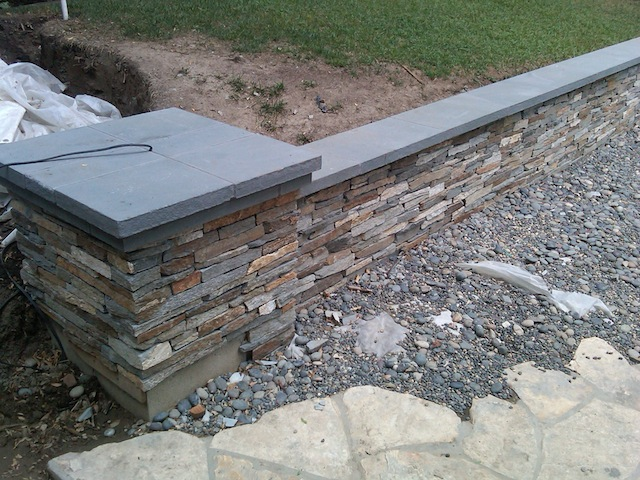 Bluestone Cap With High Desert Stack Stone Jpg