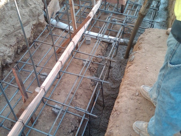 Great Concrete Retaining Wall Footing Contractor    Residential Retaining  Walls Gallery   Prieto Engineering
