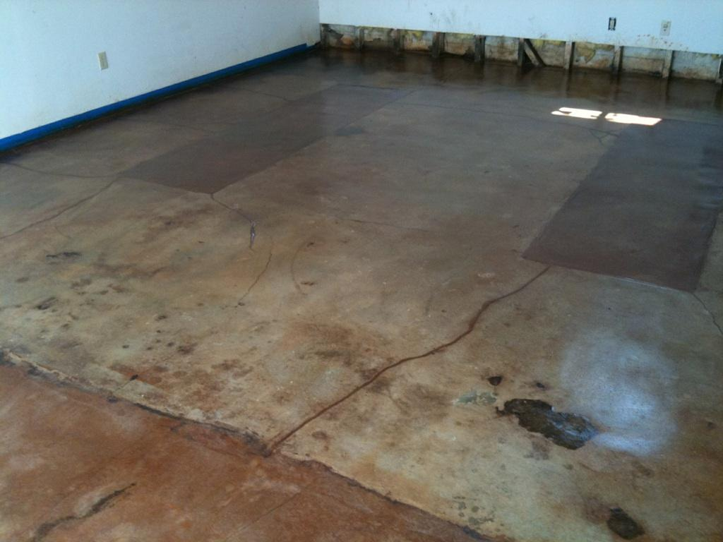 Concrete Staining Prieto Engineering